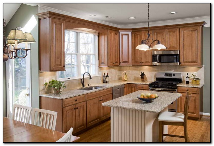 Awesome Kitchen Remodels Ideas | Home and Cabinet Reviews on Small Kitchen Remodel  id=60505