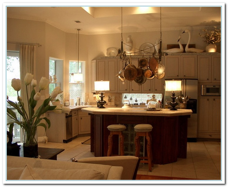 Tips for Kitchen Counters Decor | Home and Cabinet Reviews on Kitchen Counter Decor  id=57503