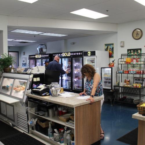 Sierra Gold Seafood Market