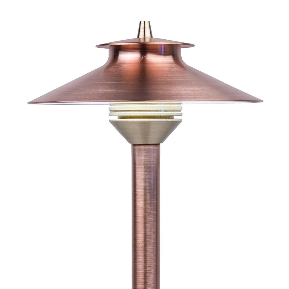 fx luminaire dm led path light