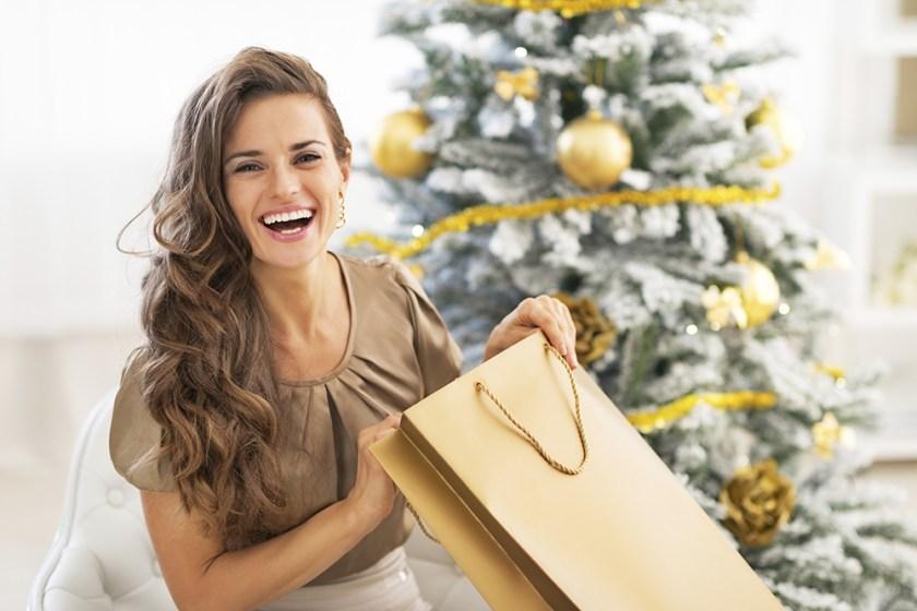 Una Relajante Forma de Finalizar tus Compras de Navidad