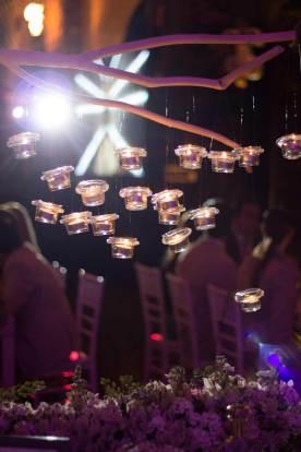 Decoración bodas rústicas Sierra Lago
