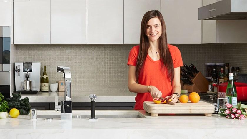 Darya Rose – Bloguera de Alimentación, con Doctorado