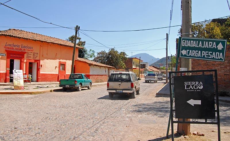 Las rutas desde Vallarta