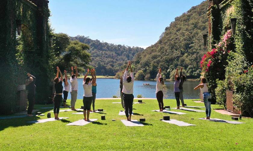 introducción al bienestar en sierra lago