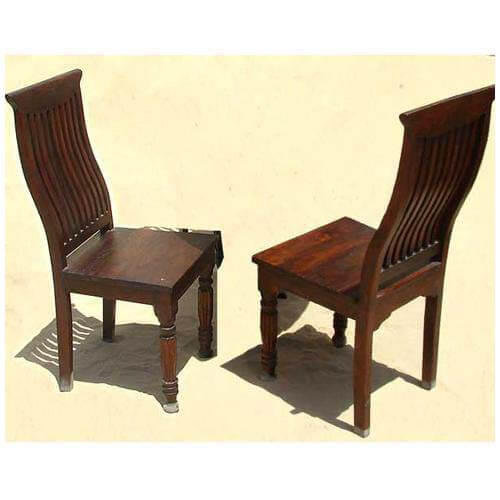 Mission Style Wood Chairs