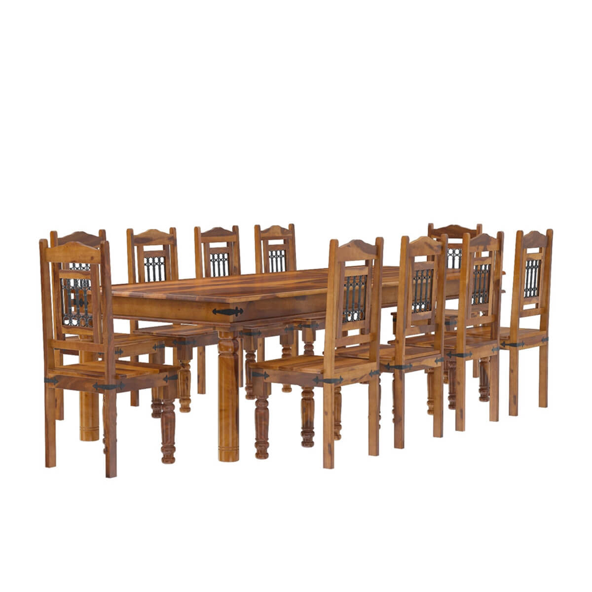 Mahogany Dining Room Table And Chairs