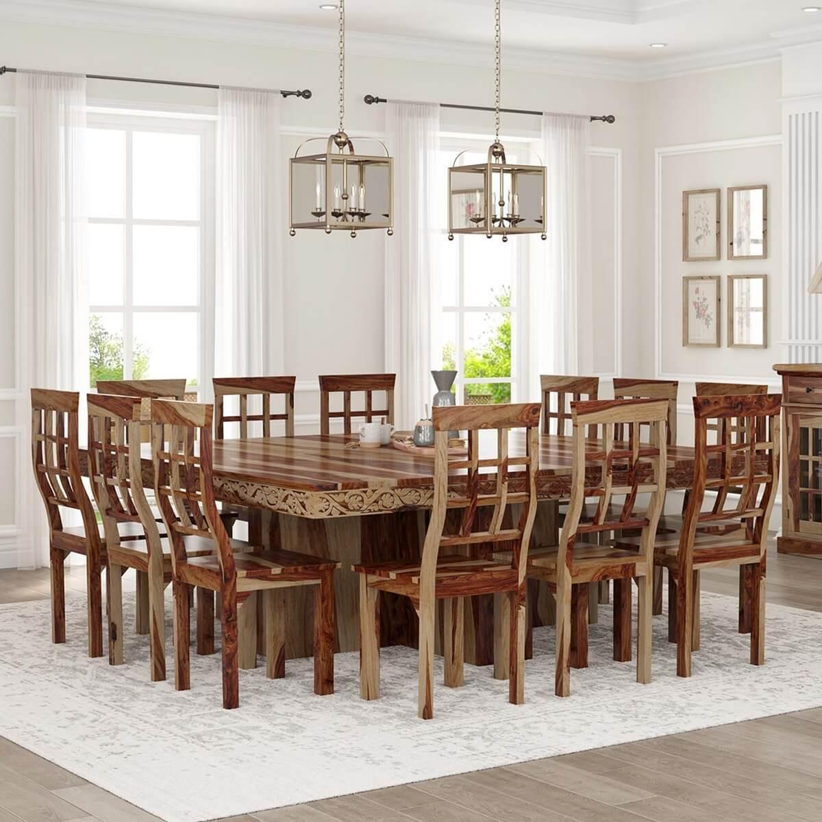 Large Dining Room Sets