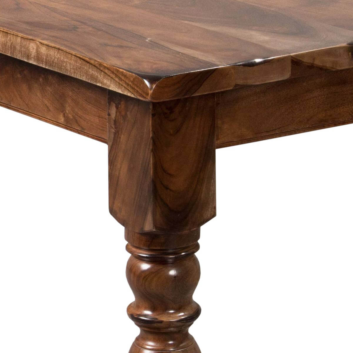 early american rustic solid wood large dining room table on solid wood dining table id=97709