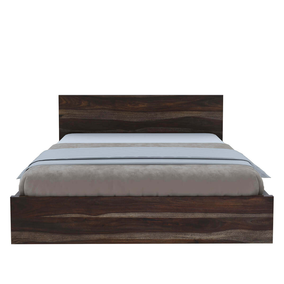 Modern Simplicity California King Size Platform Bed
