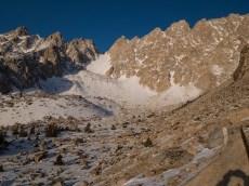 Basin Mountain 4/10