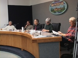 Mammoth Town Council Meeting