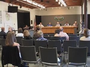 Mammoth Lakes Land Acquisition Meeting