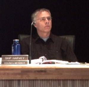 Mammoth Lakes Mayor Skip Harvey