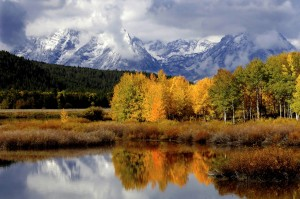 Thomas Kelsey picture of The Tetons