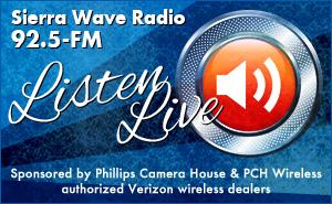 Sierra Wave Radio - 92.5-FM