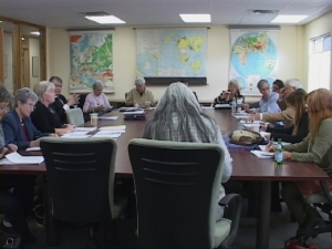 "At a special meeting, the IMACA Board voted to ""make a change"", according to the Board President."