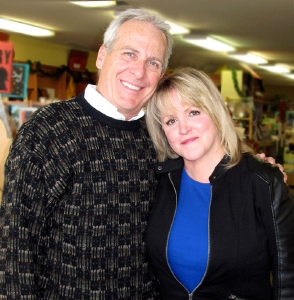 The ICare couple who make it happen, Ted and Lisa Schade.