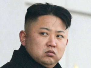 Kim Jong-un, guilty of bad human relations of the global kind.