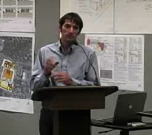 Nate Greenberg, Digital 395 co-ordinator.