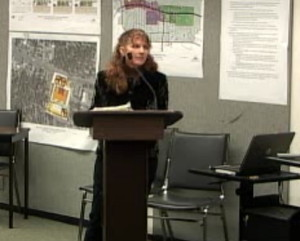 Lisa Isaacs, County Solid Waste Task Force.