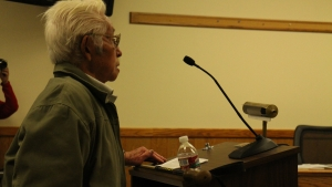 Hank Umemoto, an internee in Manzanar.