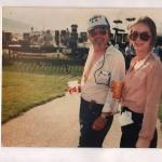 John Heston and Benett Kessler, 1985