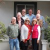 Pictured is ESLT's Board of Directors, from left: Tim Bartley, Will Richmond, Byng Hunt, Kay Ogden (Executive Director), Randy Keller, Marie Patrick, Tony Taylor, Bob Gardner (not present: Jan Hunewill).