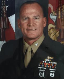 Colonel Greg Martin