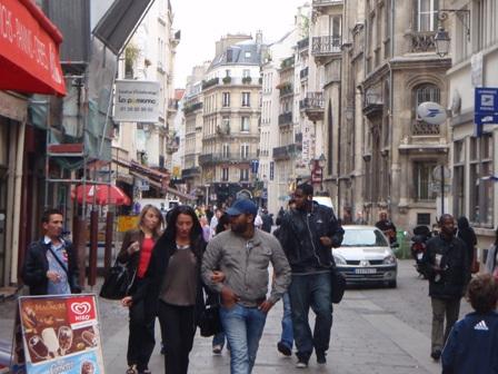 Ulica St Denis