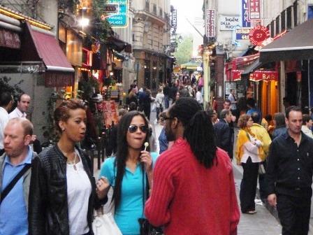 masy ulica