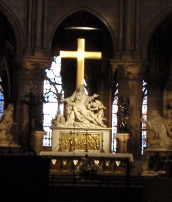 Notre-Dame Pieta