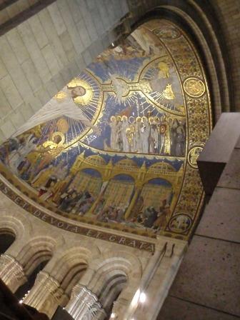 SC-mozaika Krista