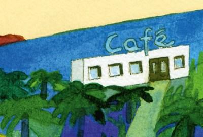 Strelecky Návrat do kaviarne na konci sveta