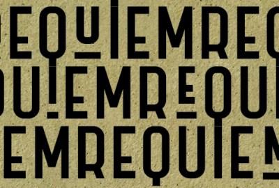 Antonio Tabucchi Requiem