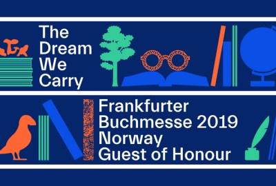 Nórsko na Frankfurter Buchmesse