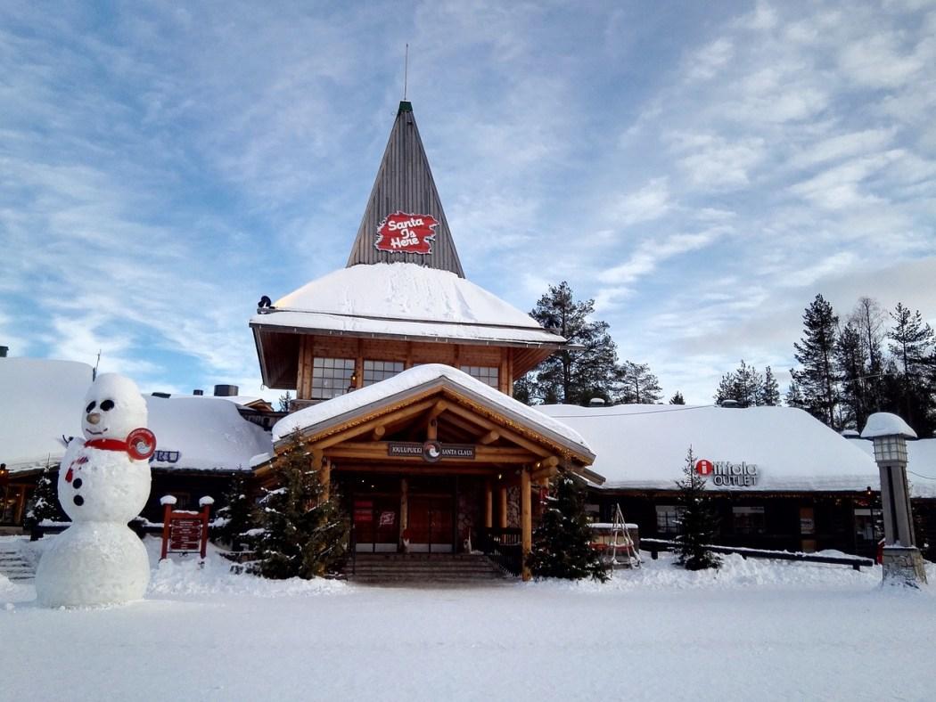 Fínske vianoce