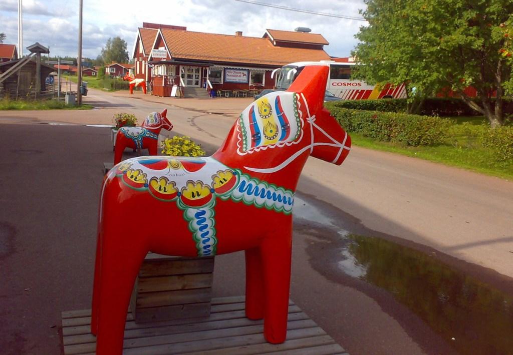 Dalarna - švédsky koník