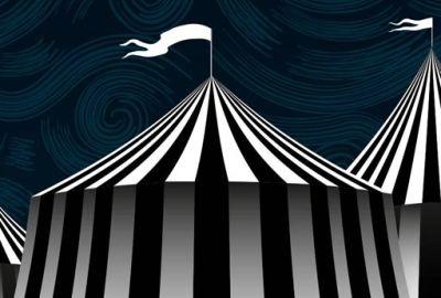 Erin Morgenstern Nočný cirkus
