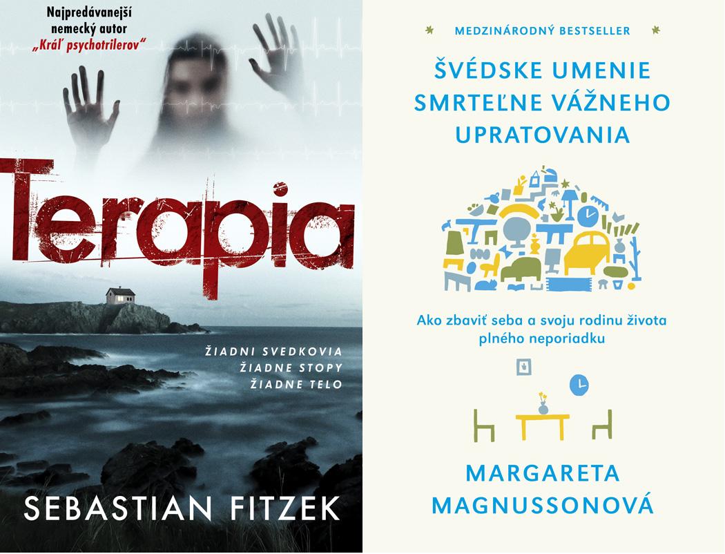 Terapia Fitzek - Margareta Magnussonová : Švédske umenie smrteľne vážneho upratovania