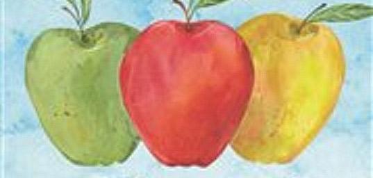 Narine Abgarjanová Tři jablka spadlá z nebe
