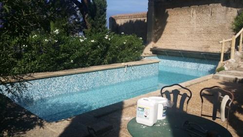 réparer fuite de piscine Marseille