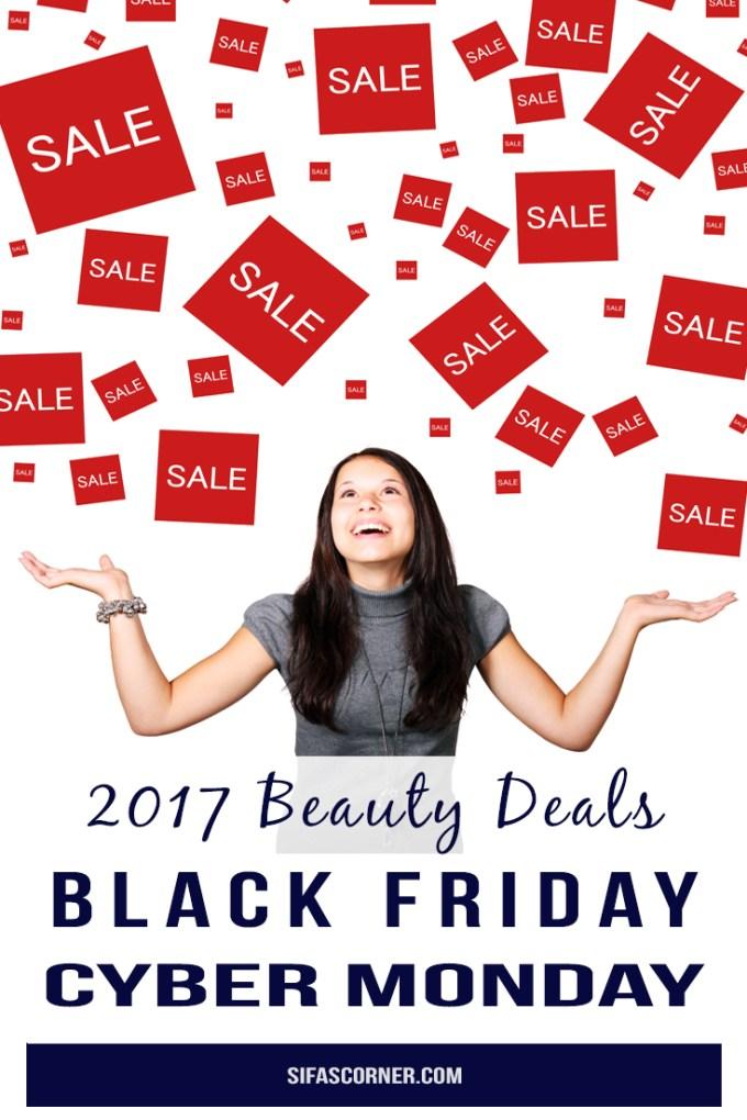 Makeup Deals 2017 Black Friday Cyber Monday