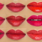 Classic Red Lip Colors