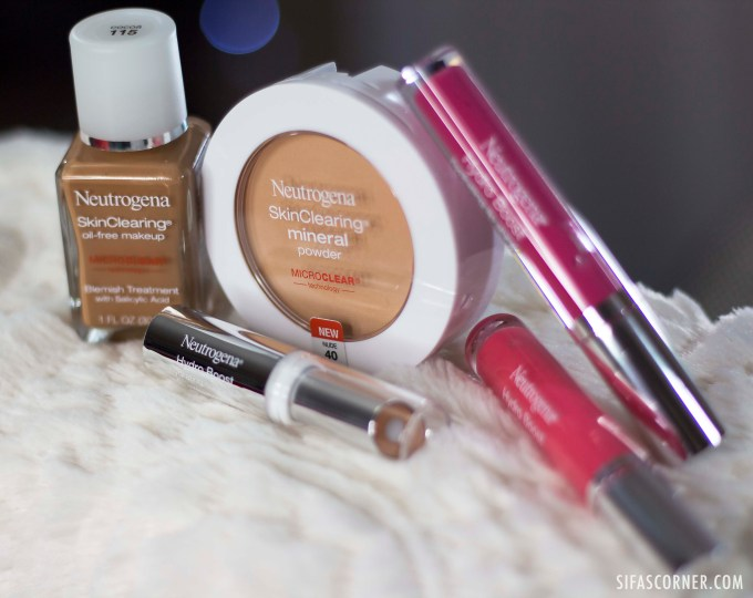 quick makeup neutrogena