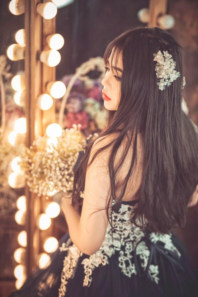wedding day hair tips