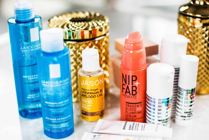 skin care products for summer