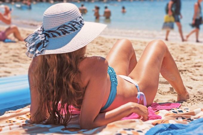 how to get a bikini body