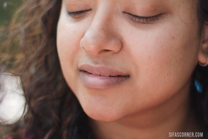DoctorLipBang's Lip FreakTinted Lip Balm Review Swatch