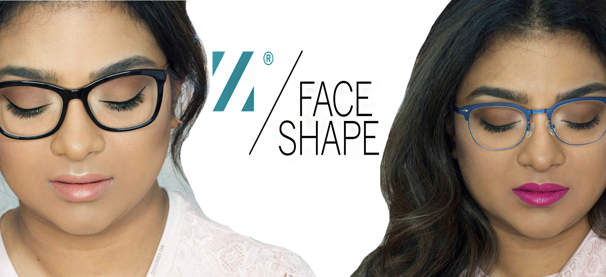 New Glasses: How I Picked Them with Zenni Face Shape Quiz & How I ...